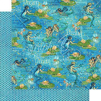 Graphic 45 Moonbeam Dance 12x12 Inch Paper Pack