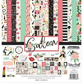 Echo Park Salon 12x12 Inch Collection Kit