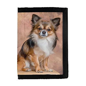 Long-Haired Chihuahua Wallet