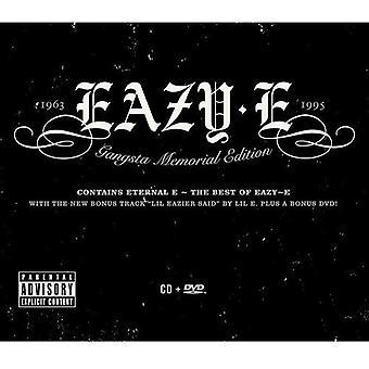 Eazy-E - Gangsta Memorial [CD] USA import