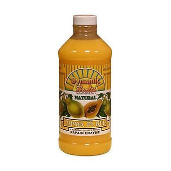 Papaya puree 473 ml