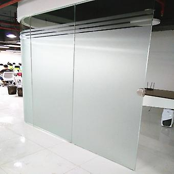 Frosted No Glue Window Film Privacy Glass Sticker