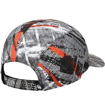 Buff Unisex Reflekterande City Jungle Running Justerbar Baseball Cap Hat - Grå