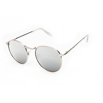Solglasögon Unisex Silver/Matt Silver (20-114)