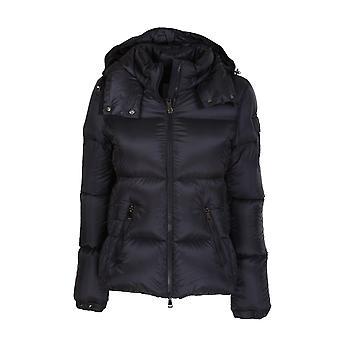 Moncler 1a58600c0229999 Women's Black Nylon Down Jacket