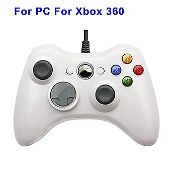 Usb Wired Vibration Gamepad Joystick For Pc