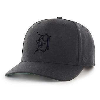 47 Brand Low Profile Cap - ZONE Detroit Tigers black