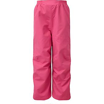 Hi-Gear Kids' Typhoon Impermeabile Overtrousers Rosa
