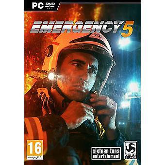 Emergency 5 PC DVD Game