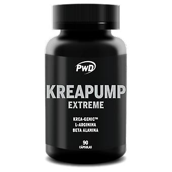 PWD Nutrition Kreapump Extreme 90 capsules