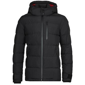Moose Knuckles Viamonde Black Jacket