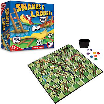 Jeu de HTI Snakes & Ladders