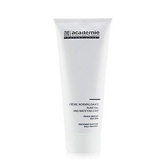 Crema purificante y apantosa hipo-sensible (para piel grasa) (tamaño de salón) 100ml o 3,4 oz