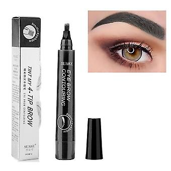 Waterproof, Fork Tip And Microblading Eyebrow Pen