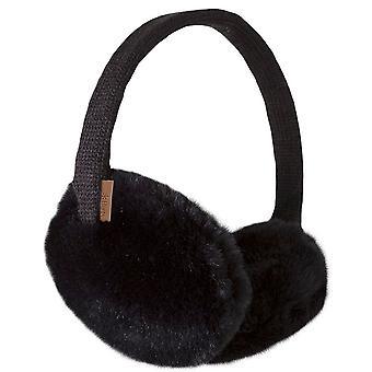 Barts Plush Earmuffs - Czarny