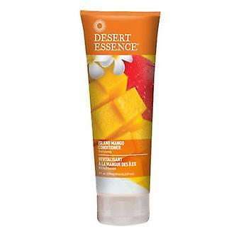 Desert Essence Island Mango Conditioner, 8 Oz