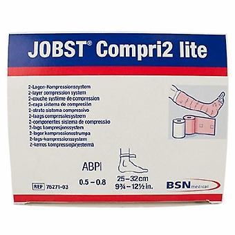 Bsn-Jobst 2 Layer Compression Bandage System 9-3/4 - 12-1/2 Inch, 1 Each