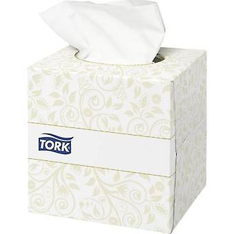 TORK Extra-soft facial tissues in the donor cube 140278 2-ply Number: 3000