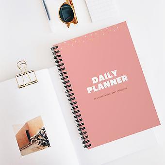 Hold styr på det, ophold fabulous daglig planlægger
