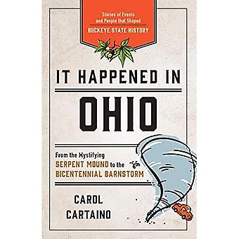 It Happened in Ohio: Stories of Events and People that Shaped Buckeye State History