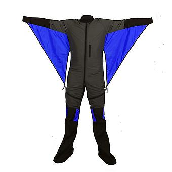 Skydiving camera suit navy blue cs-01