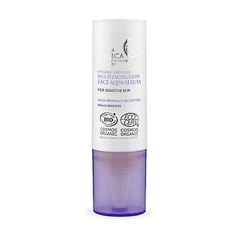 Multi-protection facial Aqua-Serum 15 ml