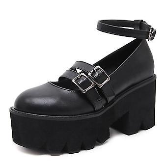 Womens Pump Gothic Shoes