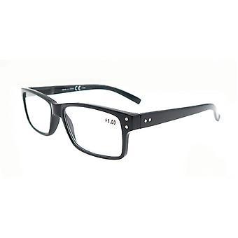 Lunettes de lecture, lunettes de vision clairvoyées pour hypermétropie à charnière de ressort