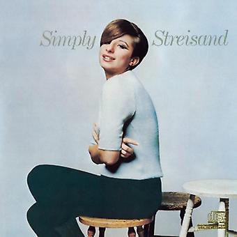 Barbra Streisand - Simply Streisand [CD] USA import