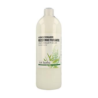 Horsetail-Sage Hair Conditioner 1 L of cream