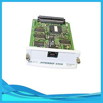 Ethernet Internal Print Server Network Card For Hp Jetdirect 610n J4169a 4200