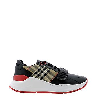 Burberry 8038184a7626 Dames's Multicolor Leather Sneakers