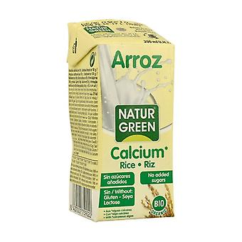 Rice + Calcium Mini Drink Bio 200 ml