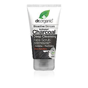Dr. Organic Bioactive Organic Deep Cleansing Face Scrub 125 Ml Unisex