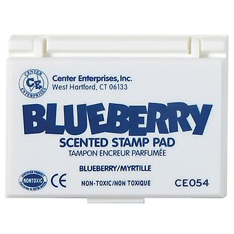 Scented Stamp Pad, Blue, Blueberry
