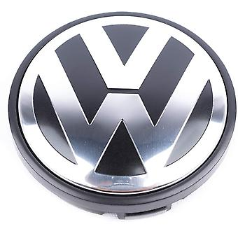 Wheel Centre Cap 65mm Hub Badge 1 pcs For Tiguan Golf Polo Passat MK5 MK6 MK7 GTI R-Line