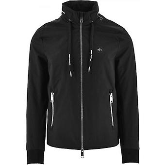 Veste Armani Exchange Black Zip