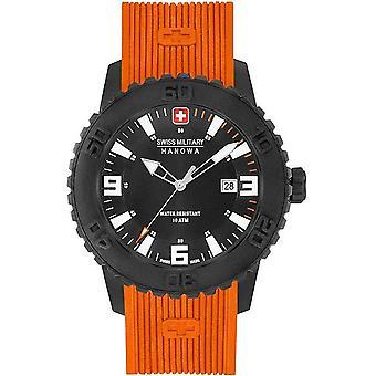 Mens Watch Swiss Military Hanowa 06-4302.27.007.79, Quartzo, 46mm, 10ATM