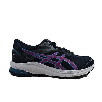 Asics GT-1000 10 GS French Blue/Grape Mesh Childrens Running Trainers
