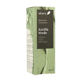Green Clay Corrective Mask 50 ml