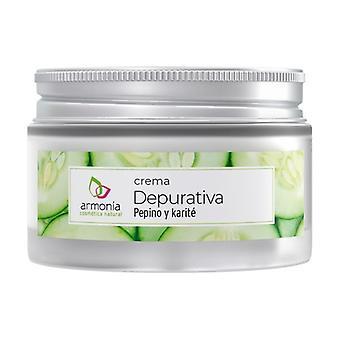Cucumber Anti-acne Cream 50 ml of cream