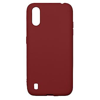 Ultra-Slim Case compatible with Samsung Galaxy A01 | In Wine,