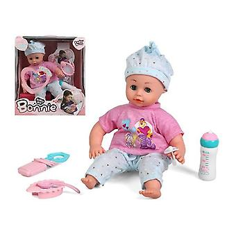Baby doll with accessories bonnie lovely 110111