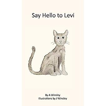 Say Hello to Levi by Armine Winsley - 9780646949710 Book