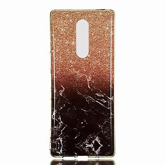 Shockproof TPU case for Sony Xperia XZ2 - Multicolored (#9)