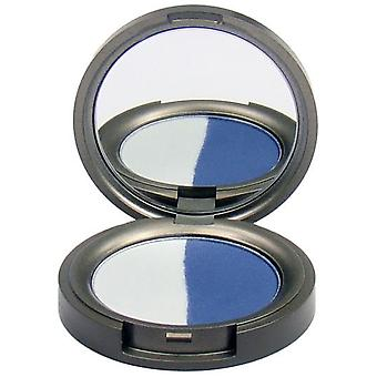 Beauty Without Cruelty Lidschatten Compact Mineral Duo Ultramarin