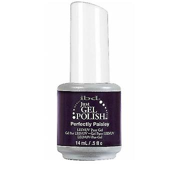 ibd IBD Just Gel Polish Mad About Mod Collection - Perfect Paisley