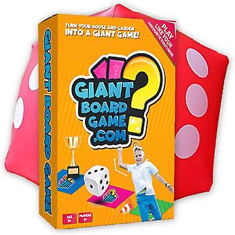 The Social Store - Giant Board Game   Kids  amp; Family Outdoor Garden Game  amp; Quiz with Giant