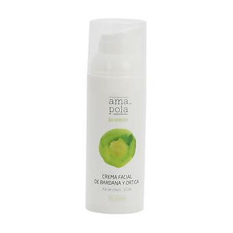 Burdock and nettle moisturizer 50 ml of cream