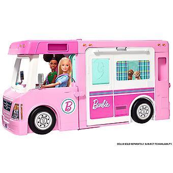 Barbie® 3-i-1 DreamCamper™ Fordon